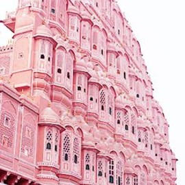India - Palace of the Winds, Jaipur