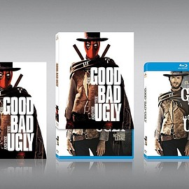Sergio Leone - The Good, The Bad and the Ugly (Deadpool Photobomb Edition)