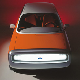 Ford Motor Co - 021C Concept Car