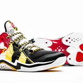 "UNDER ARMOUR - Micro G Charge Volt low ""Maryland Pride"""