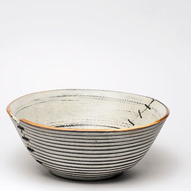 George Peterson - White bowl