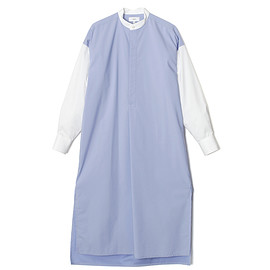HYKE - LONG-SLV SHIRT DRESS