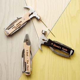 3 BLONDE BEARS - Personalised Multi Tool