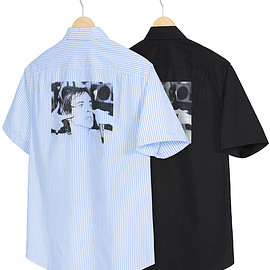 Supreme - Iggy Pop S/S Shirt