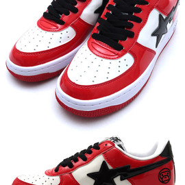 A BATHING APE - MILO BASKETBALL BAPESTA