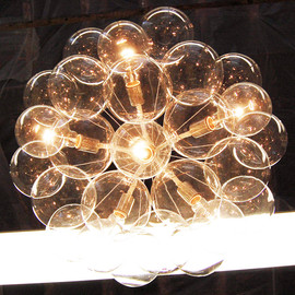 PELLE - Jumbo Bubble Chandelier