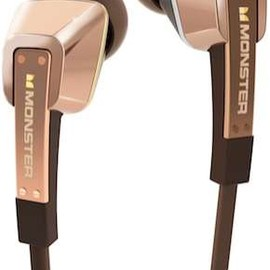 Monster Cable - Earth Wind and Fire Gratitude In-ear Headphones