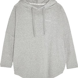 Calvin Klein Underwear - Cotton-blend hooded sweatshirt