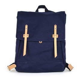 "Makr Carry Goods - ""Farm Ruck Sack"" (Navy)"