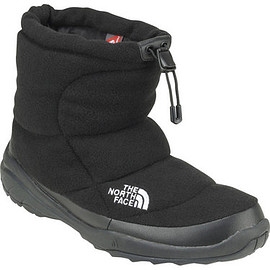 THE NORTH FACE - nuptse bootie wool Ⅲ short BLK