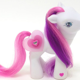My little pony - Love-a-bell   /Crystal design pony Crystal princess(G3)
