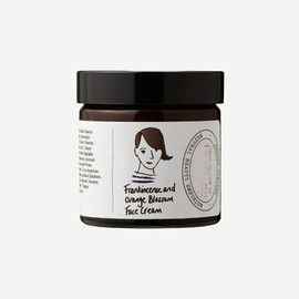 Andrea Garland - AG FRANKINCENSE & ORANGE BLOSSOM FACE CREAM