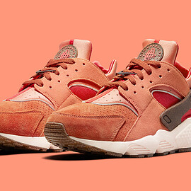 NIKE - Air Huarache - Turf Orange/Chile Red/Orange Frost