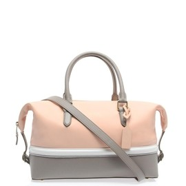SMYTHSON - Leather clipper bag