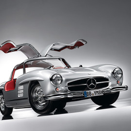 Mercedes Benz - 300-SL
