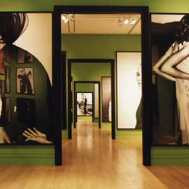 "Mario Testino (Photographer) - ""Out of Fashion"" exhibition, London"