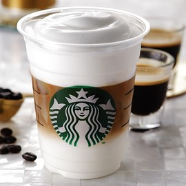 Starbucks - Iced Mousse Form Latte