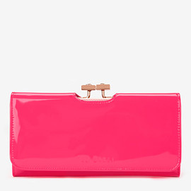 Ted Baker - SAIMIA Patent leather matinee