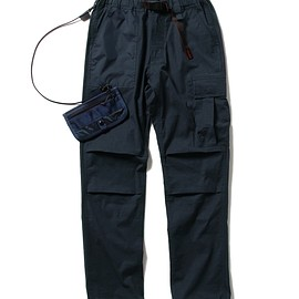Gramicci, BEAMS, BRIEFING - Cargo Pants - Navy