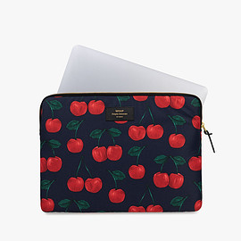 WOUF - fruits design laptop cover Cherries Laptop Sleeve 13″