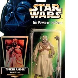 kenner - Tusken Raider Action Figure