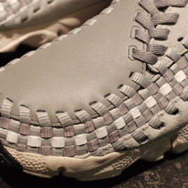 nike - NIKE AIR FOOTSCAPE WOVEN CHUKKA 「LIMITED EDITION for EX」 GRY/WHT/NAT