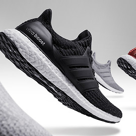 adidas - Ultra Boost 3.0 - Black