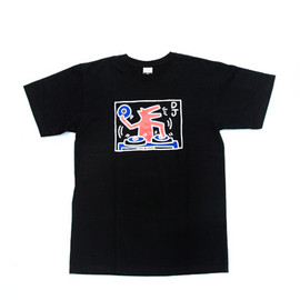 BEAUTY&YOUTH UNITED ARROWS - <Keith Haring/ BY for block.fm>DJ TEE