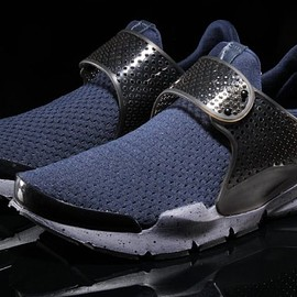 NIKE - Sock Dart SE - -Obsidian/Black/Glacier Grey/Light Carbon