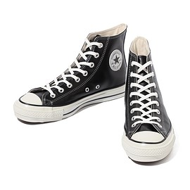 CONVERSE × BEAMS - ALL STER LEATHER HI