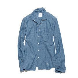 uniform experiment - SNAP BUTTON SHIRT