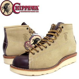 "CHIPPEWA - CHIPPEWA ""5"" LACE TO TOE""5"
