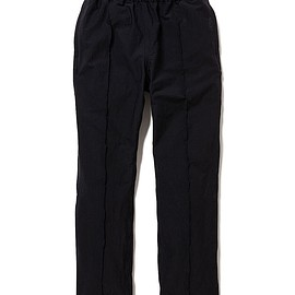 nonnative - nonnative OFFICER EASY PANTS N/P TWILL 2WAY STRETCH