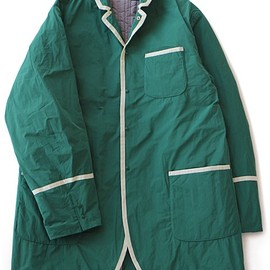 PHINGERIN - Tech Long School Jacket (green)