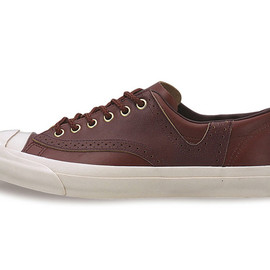 Converse Jack Purcell RLY Saddle Leather