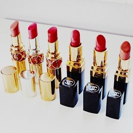 YSL x CHANEL - must have!! Red♥︎