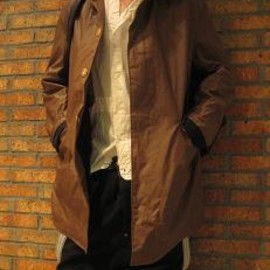 paul harnden - mac coat
