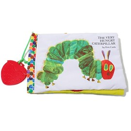Eric Carle - The Very Hungry Caterpillar Soft Book