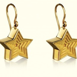 sorang azagury - Star Earrings