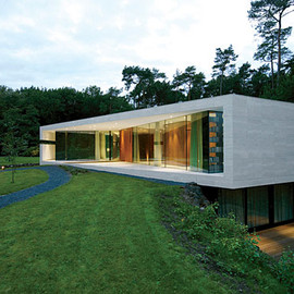Powerhouse Company (Architects) - Villa 1, Netherlands