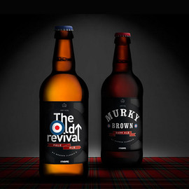 Merc London Launches - Beer