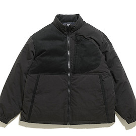 Porter Classic - Weather Down Jacket-Black
