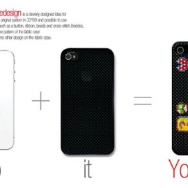 Leesedesign - DIY iPhone Case by Connect Design