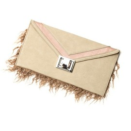 CAROLINA GLASER - clutch bag