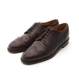 Cole Haan - Wingtip Leather Shoes