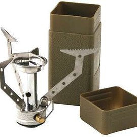 WEB-TEX CAMPING BUSHCRAFT FISHING WARRIOR COMPACT STOVE