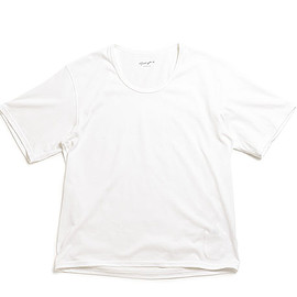 Twilight - U Neck S/S Tee-White