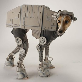 Studio LAIKA - STAR WARS AT-AT Dog Costume