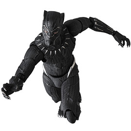 MEDICOM TOY - MAFEX BLACK PANTHER