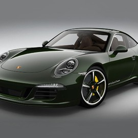 Porsche - Exclusive 911 Club Coupe